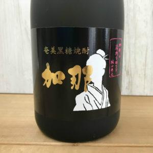 西平酒造 奄美黒糖焼酎 加那 40度