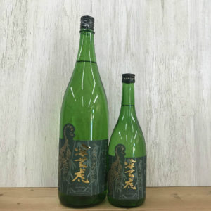 安芸虎 雄町82% 精米純米酒