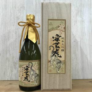 安芸虎 純米大吟醸酒 山田錦40%精米