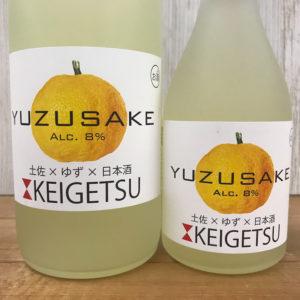 桂月 YUZU SAKE ゆず酒